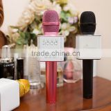 Mini Karaoke Microphone Speaker Bluetooth Speaker KTV Karaoke Microphone Wireless Bluetooth Speaker With Record