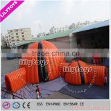 Fashinable creative stype inflatable bar tent/beautiful tent with factory price/Guangzhou manufacturer