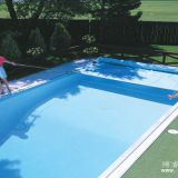 professional hard swimming pool cover