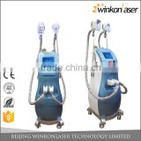 CE / FDA approved 0.1 Celsius adjustable newest fda approval weight loss cool cavitation rf portable cryolipolysis machine