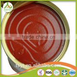 bulk wholesle canned tin gino 28-30% tomato paste factory supplier exporter