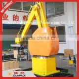 Suit for various of case size fully automatic robotic palletizer/palleting machine