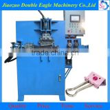 bucket handle heading machine /automatic wire bending machine /small wire bending machine