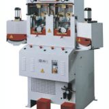 ALFA82 CF2HP double-cooling and double-heating computer toe cap molding machine / toe upper forming machine