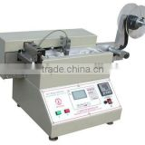 10-100mm Automatic PLC Control Hot Cold Label Cutter