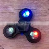 wholesale Popular ABS Platic EDC tri fidget spinner free shipping