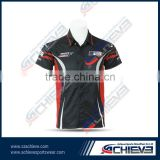 Polyester Cricket Shirt For Team