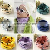 zm31141a wholesale winter fashion baby scarf colorful printed scarf