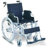 Foldable Reclining Aluminum Manual Wheelchair manufacturer in China
