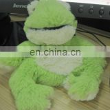 custom plush frog chair , sitting plush baby animal sofa chair