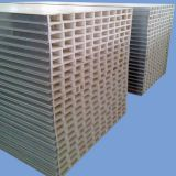 MgO Grid Sandwich Material Light Coated Steel Sandwich Panels for Clean Room Walls and Ceilings Constructing