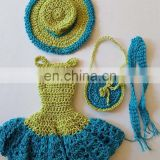 Handmade Crochet American Girl Doll Clothes