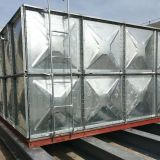China factory galvanized steel water tank for storage