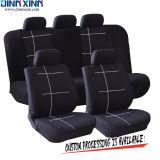 DinnXinn Cadillac 9 pcs full set Genuine Leather car dog seat cover Wholesaler China