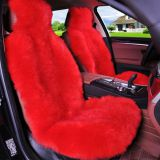 Premium Fluffy Australian Genuine Sheepskin Fur Car Seat Cover