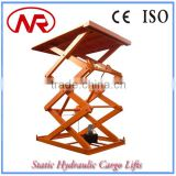 fixed mini scissor lift fixed scissor loading lift