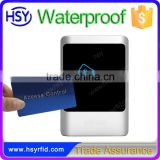 HSY-S237 access control systems ip65 waterproof metal touch screen standalone access controller