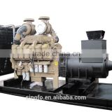 230KW electrical power open type diesel generator for best price with global warranty and CE certification for sale