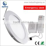 Zhongshan Supplier Super Slim 4w 6w Motion Sensor Led Recessed Light Emergency Led Light With Motion Sensor Light 9w 12w 16w For