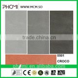 office building wall tiles leather look floor tile