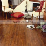 Hot Sale Black Walnut Engineered Solid Wood Flooring Smooth Surface                                                                         Quality Choice