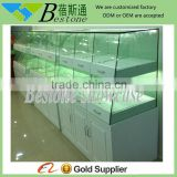 cheap wood glass bakery showcase cabinet for retail shop display