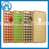 2016 trending products carnelian pattern Electroplating tpu case for iphone 5 5s 5se 6 6s 6 plus 6s plus