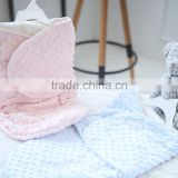 2016 high quality heathly and comfortable swaddle blanket baby