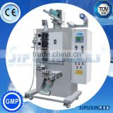 Quality premium stainless steel catsup bag filling and sealing machine with CE/GMP certification