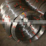 High Tensile Hot Dipped Galvanized Oval Wire ,Oval steel wire, cattle fence wire ,Ellipse wire, Oval shape wire