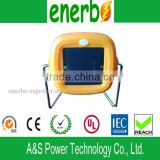 Light Weight Solar Panel Led Working Portable Lamps