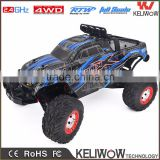 2.4G 4WD Brushless EP Monster RC Car 1/12 Scale