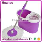 Rotating Mop Rod Hand Press Magic Tornado mop