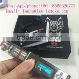 Snowwolf mini 90w newest vapor gold rush kit ecig with 18650 high-drain battery TC Mod Box