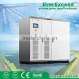 EverExceed 50K/75K/100K PV SSC series Inverter with MPP Tracking Function and GPRS for grid-tied solar system