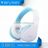 New arrival wireless bluetooth headphone sd card wireless bluetooth stereo headphone with microphone wholesale
