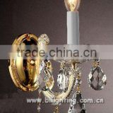 Maria Theresa crystal wall bracket light fitting