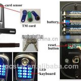electronic lock locker door lock 8015TM lock factory                                                                         Quality Choice