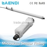microwave sensor tube 1.2 metre 30w galvanized perforated square tube