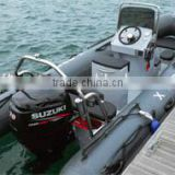 Fiber glass rib FX580 /rigid inflatable boat for sale                                                                                                         Supplier's Choice