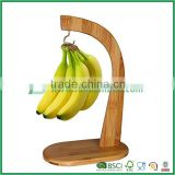 Arc-shaped bamboo banana holder banana hanger