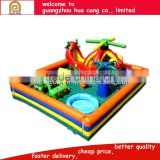 High quality new style inflatable jumper fun city,inflatable bouncer, funny inflatable playground
