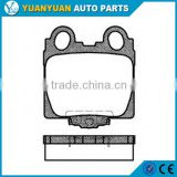 spare parts car 04466-51010 rear brake pad set for lexus ls400 lexus gs 430 1995 - 2010
