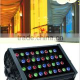 christmas lights flashlight led grow light 36/54/72pcs led wall wash light