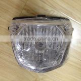 motorcycle headlamp for HJ150 motorcycle parts,universal motorcycle headlights SCL-2014090115