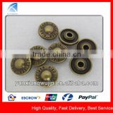 YX1460 Fashion Metal Decorative Brass Rivet for Jeans Accessory