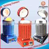 220V 1.5Kw 2kg Small Zinc Copper Melting Furnace