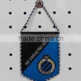 Mini banner with rope