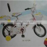 2013 hot 12inch children bicycle/back rest chair/wing mirror