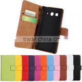 Luxury Magnetic Wallet Credit Card Stand Leather Case For Huawei Ascend G700/G6/G520/G510/Y530/Mate 2 1/P7/P6